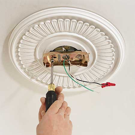 How to Install Hampton Bay Ceiling Fans | eHow.com